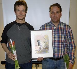 Martin I Matts P Naturvardspris UOF 2014